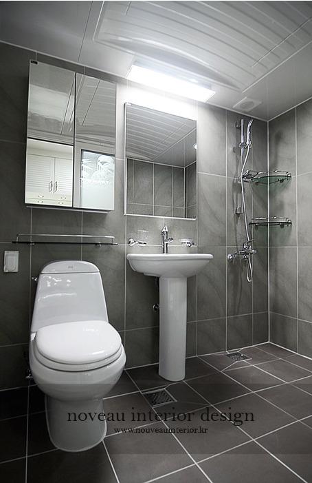 평택 이충동 건영 아파트 욕실 리모델링 2. [ubr욕실인테리어/모던 ...