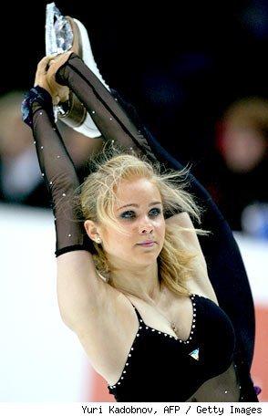 2010 동계올림픽 미녀들 중에
