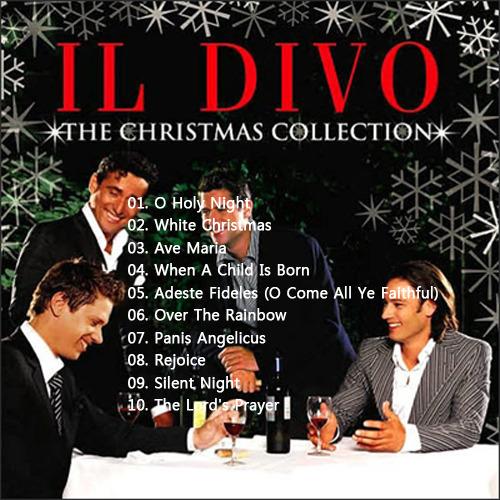 The christmas collectio - Il divo christmas album ...