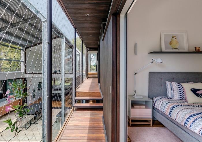 호주에 지어진 더블하우스