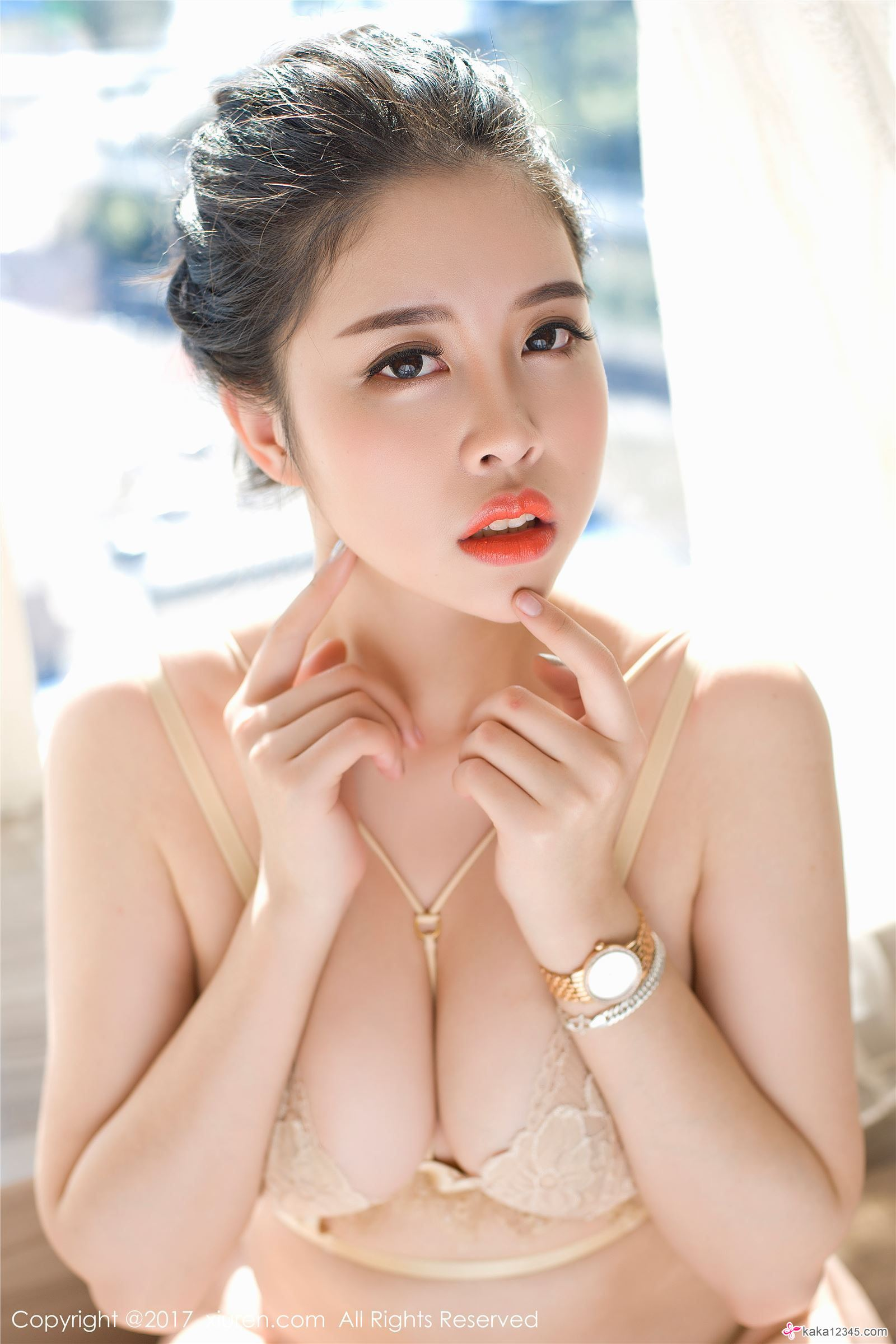 beauty Chinese glamour